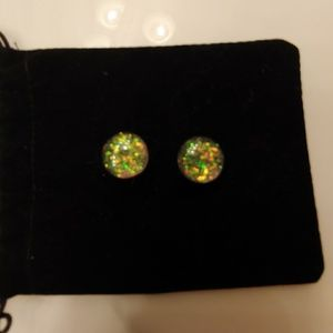 Jewelry - Pair of opalyte gauges